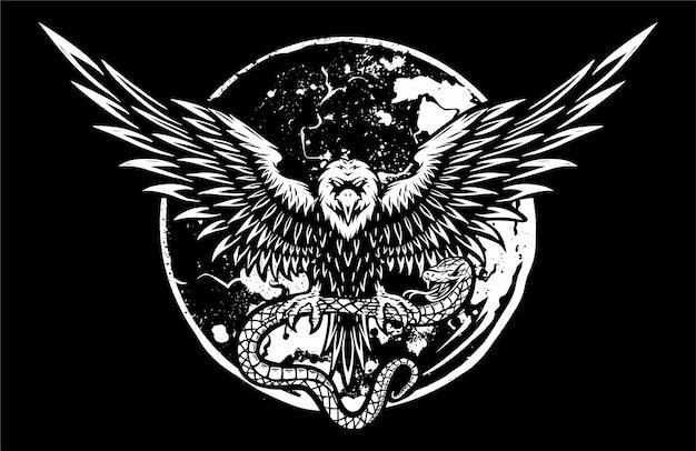 Eagle badge