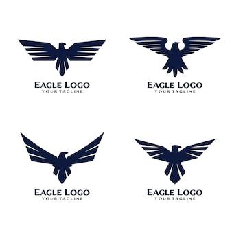 Eagle bird logo design