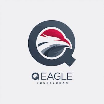 Орел птица q крыло животное