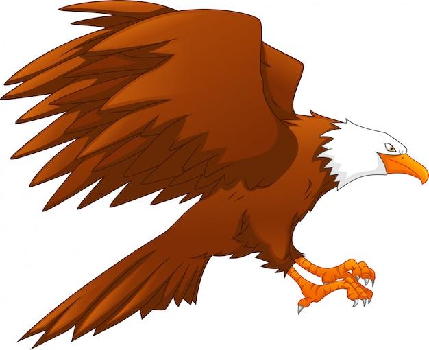 Мультфильм орла