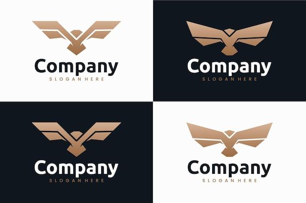 Eagle collection, logo design inspiration
