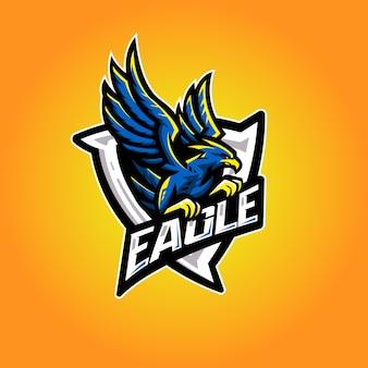 Eagle esportロゴ