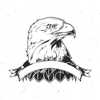Голова орла.