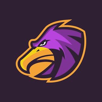 Дизайн логотипа орла