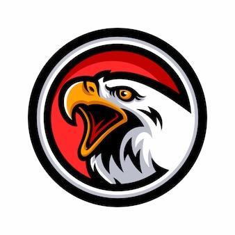 Логотип eagle для спортивной команды