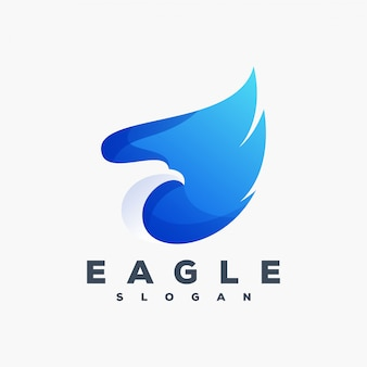 Eagle logo ready to use