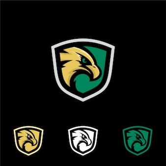 Eagle logo templates