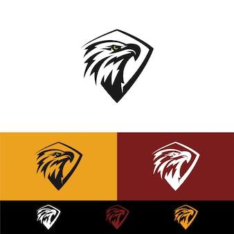 Шаблоны логотипов eagle
