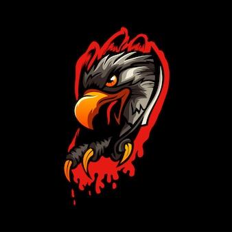 Орел логотип вектор