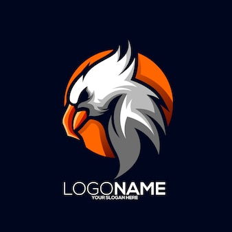 Орел логотип