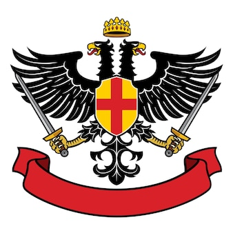 Eagle two headed heraldry