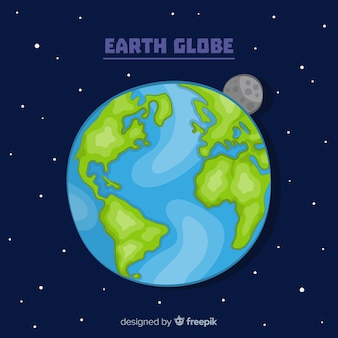 Earth background