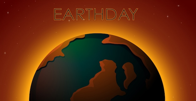 An earth day