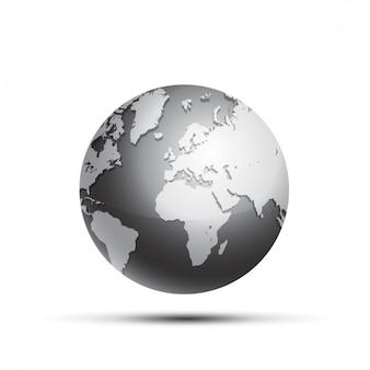 Disegno globo terrestre