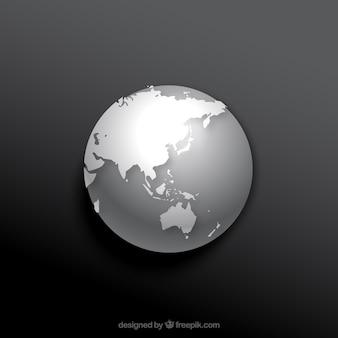 グレートーンの地球の地球