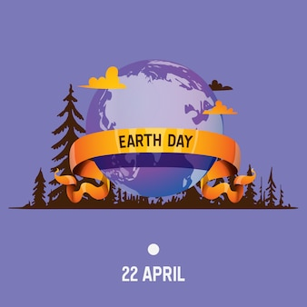 Earth planet vector global world universe earth-day and worldwide universal globe illustration