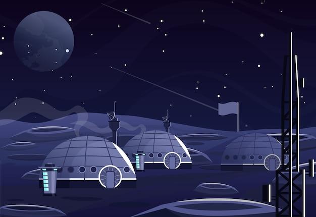 コスモスでの地球衛星探査