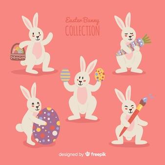 Collezione coniglietto pasquale