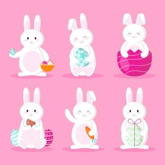 부활절 토끼 팩