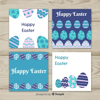 Easter card collection