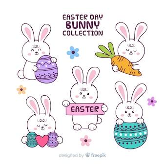 イースターの日バニーコレクション