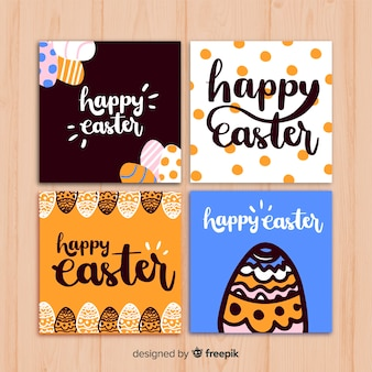 Easter day card collection