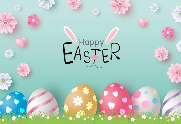 Easter day design