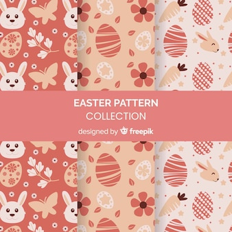 Easter day pattern collection
