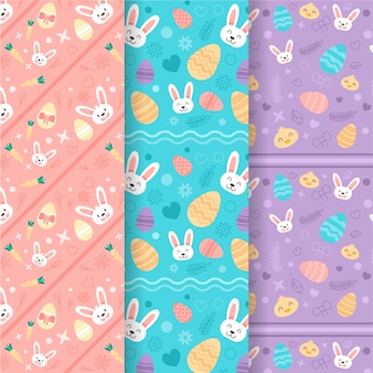 Easter day pattern set