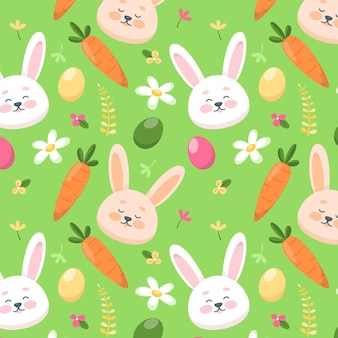 Easter day pattern