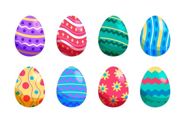부활절 달걀 컬렉션