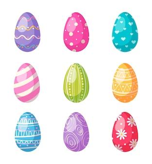 Набор пасхальных яиц