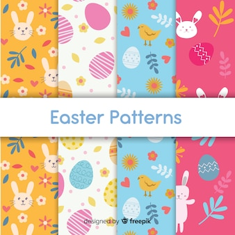 Easter pattern collection