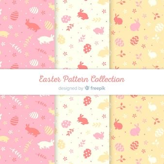 부활절 패턴 컬렉션
