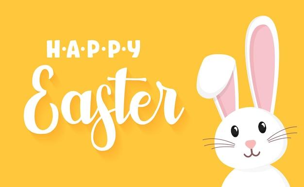 Easter rabbit, easter bunny.