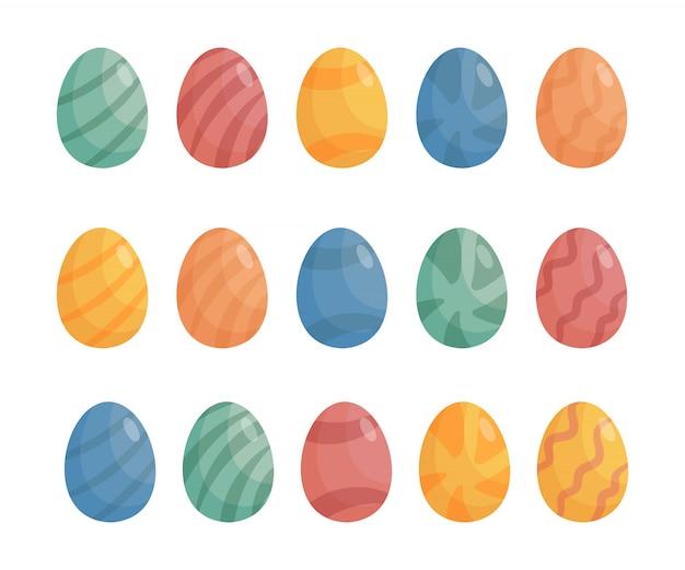 Пасхальный набор яичных дизайнов