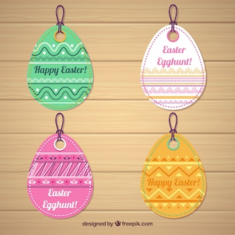 Easter tag collection