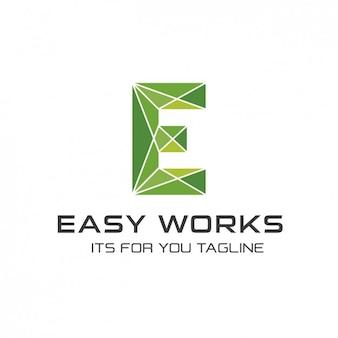 Easy work logo