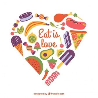 Eat is love