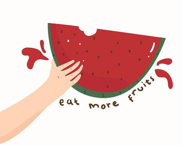 Ешьте больше фруктов