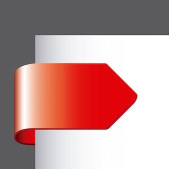 Ebook design over gray background vector illustration