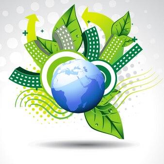 Экологически чистая земля
