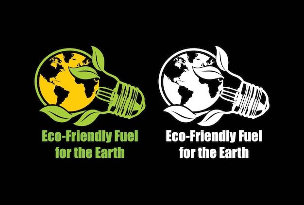 Eco friendly fuel for the earth t shirt design