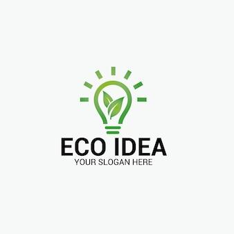 Логотип eco idea