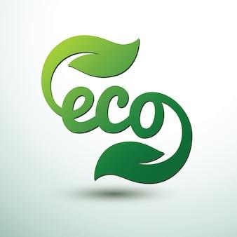 에코 로고