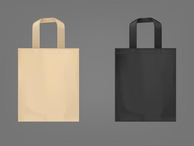 Eco tote bags set