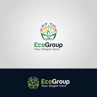 Природа логотип