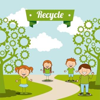 Экологические дети