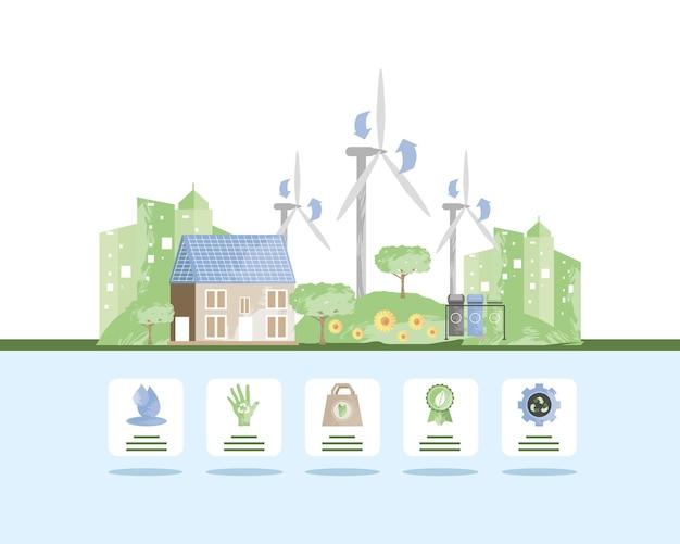 생태 및 환경 보전