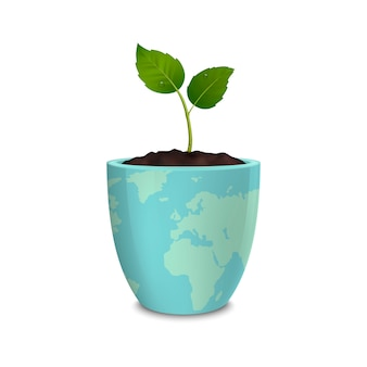 Ecology concept. earth day, world environmen day, save the earth or green day.